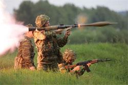 Ручной противотанковый гранатомет