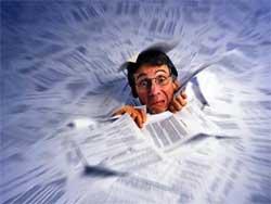Задолбала бюрократия