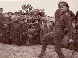 Кукушка - смертельная игра скучающих русских офицеров