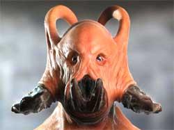 Гигантский червяк-мутант терроризирует Калифорнию
