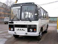 ПАЗ - маршрутное такси
