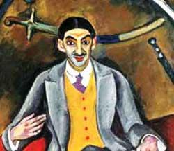Как Георгий Якулов очаровал парижан дерзким новаторством в искусстве?