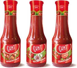 Краткий видеокурс по скоростному вытряхиванию кетчупа