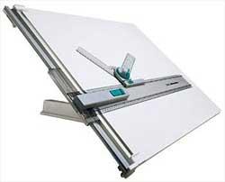 Доработка вертикальной чертежной доски (кульмана)