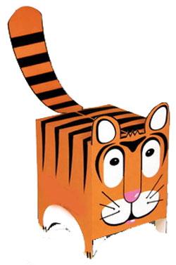 Новогодний тигр - 2010