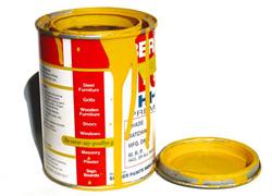 Как не портить посуду краской или химическими веществами