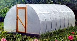 Естественный полив для закрытых пленочных теплиц