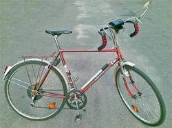 Изготовление пружинки для «собачки» задней втулки велосипедов «Турист» и «Спутник»