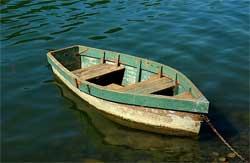 Садок для рыбалки с лодки