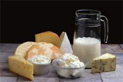 Как хранить молочные продукты
