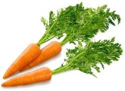 Кое-что про морковь