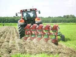 Основная обработка почвы