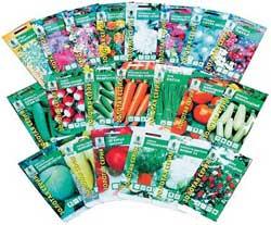 Семена, подготовка, обработка, посев