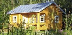Дом на торфянике