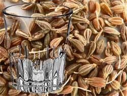 Анисовый самогон - любимый напиток Петра-I
