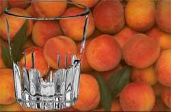 Самогон персиковый