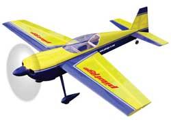 Обтяжка и окраска летающих моделей - Окончательная отделка модели
