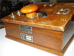 Детекторно-транзисторный приемник.