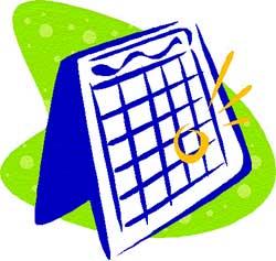 Календарь садовых профилактических работ на год