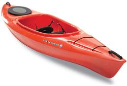 Лодка-байдарка