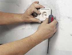 Устройство и ремонт внутренней электропроводки