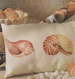 Воспоминания о пляже: Подушка