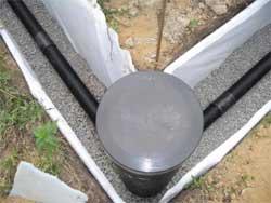Как при строительстве с помощью дренажа фундамента придать зданию нужную прочность