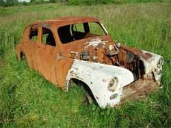 Предпродажная подготовка старых автомашин - что нужно помнить для выгодной сделки