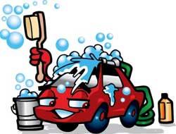 Как помыть автомобиль