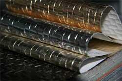 Всё о металлизированных обоях