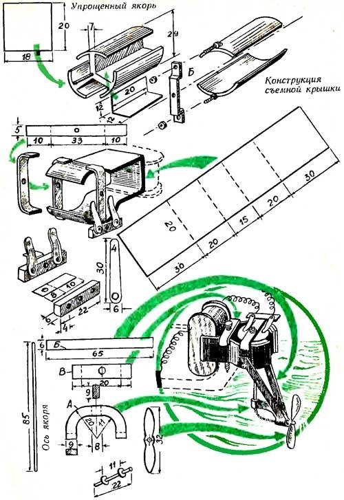 Электромотор и подвесной мотор