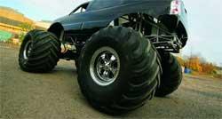 Прикручиваем колеса