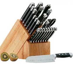 Точим ножи