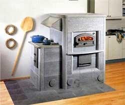 Как сделать экономную печь для отопления