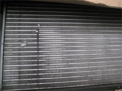 Как устранить течь в радиаторе