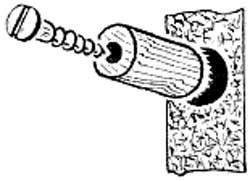 Как крепить дверку у мебели из ДСП