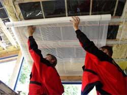 Выбор покрытия для потолка