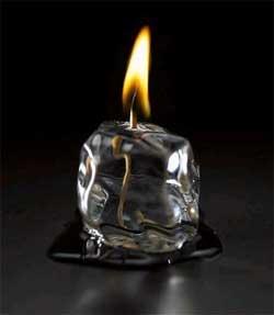 Как изготовить абсолютно прозрачные свечи