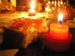 Как сделать неоплывающие свечи