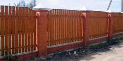 Приготовление простой и недорогой заборной краски