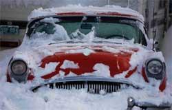 Как ухаживать за автомобилем в зимний период
