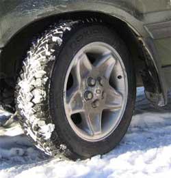 Советы автомобилистам на зимний период