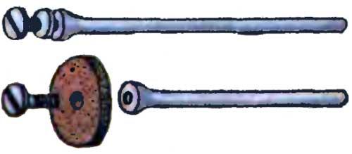 Дискодержатель с диском