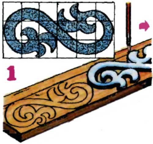 рисунки и схемы для резьбы по дереву ...: dkls.pp.ua/?p=722