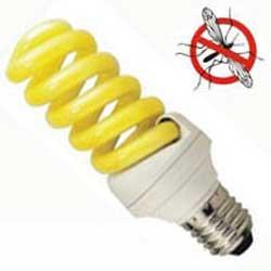 Антимоскитная энергосберегающая лампа