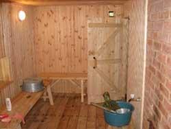 На что обращать внимание при строительстве бани на даче