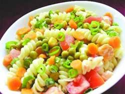 Диета по-французски: салат композе