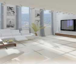 Плавный переход стилей в интерьере одной квартиры