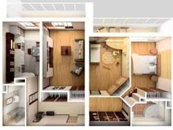 Порядок согласования перепланировки квартир в Москве