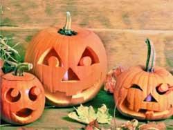 Как украсить дом к Хеллоуину